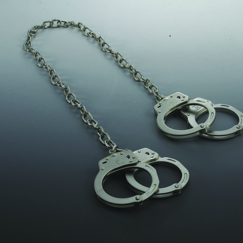 CY-1 (Both Sides, Handcuffs)