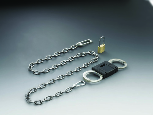 H-1 (Security Chain & handcuffs Cover)